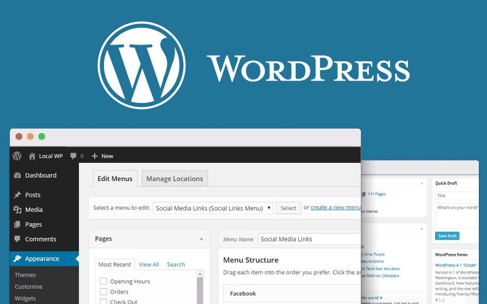 wordpress-hemsida guide vad är Wordpress