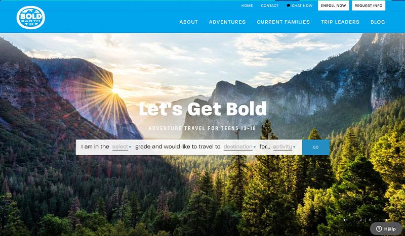 hemsida-äventyr